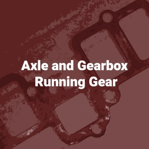 Axle and Gearbox Running Gear